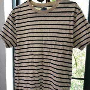 J crew Slim Fit Striped T-Shirt